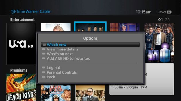 Time Warner Cable Tests The Evolution Of Streaming Tv In Nyc