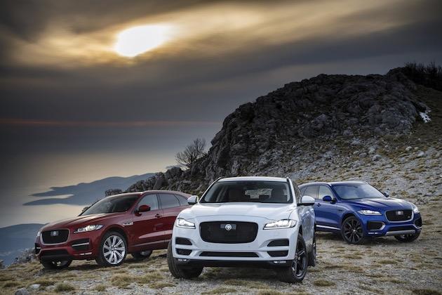 ジャガー、安全装備やインテリアに改良を施した「F-PACE」の2019年モデルを発表! 550馬力の「F-PACE SVR」も追加