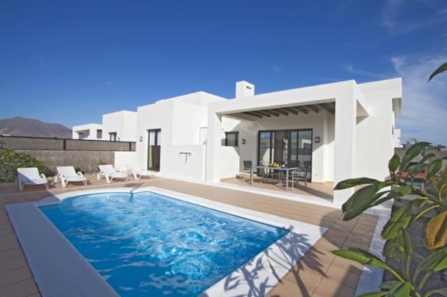 Tenerife luxury villa