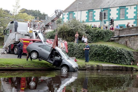 drowned car 2