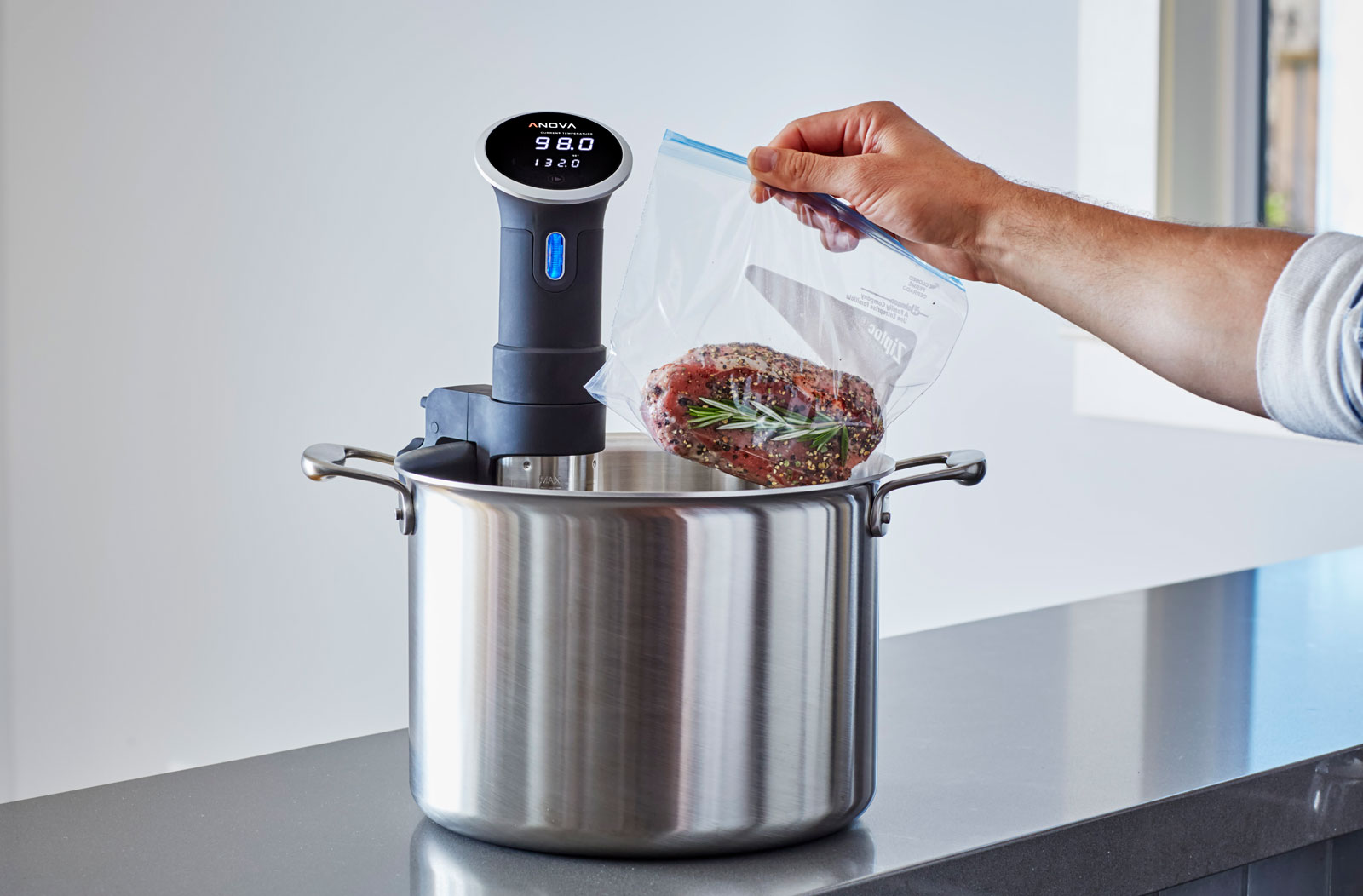 The Art & Science of Sous Vide cover image
