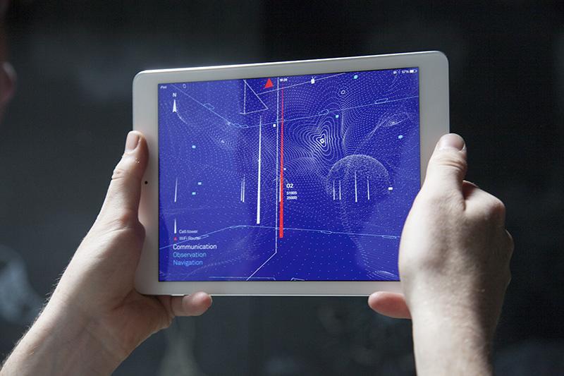 这个 iOS app 让你一探到无线电波的世界