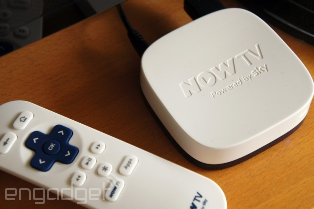 How to turn Sky's £10 Now TV box into a networked media