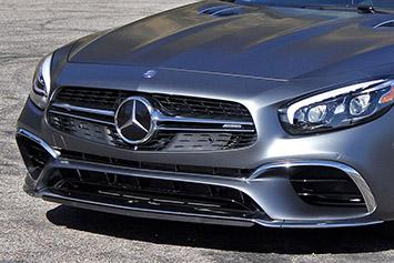 2017 Mercedes Benz Amg Sl Review Autoblog