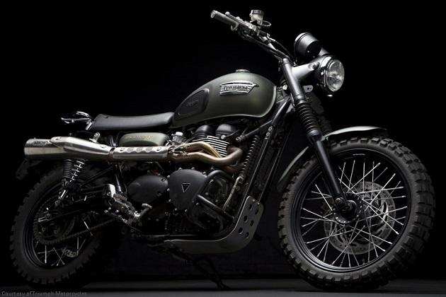 映画『ジュラシック・ワールド』でクリス・プラットが乗るオートバイがオークションに出品中!