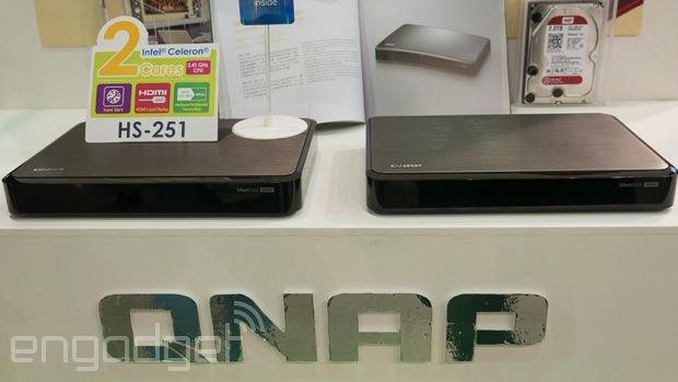 QNAP Slient NAS 再進化搭載 Celeron 處理器與 HDMI,基本上就是個 PC 了呢!