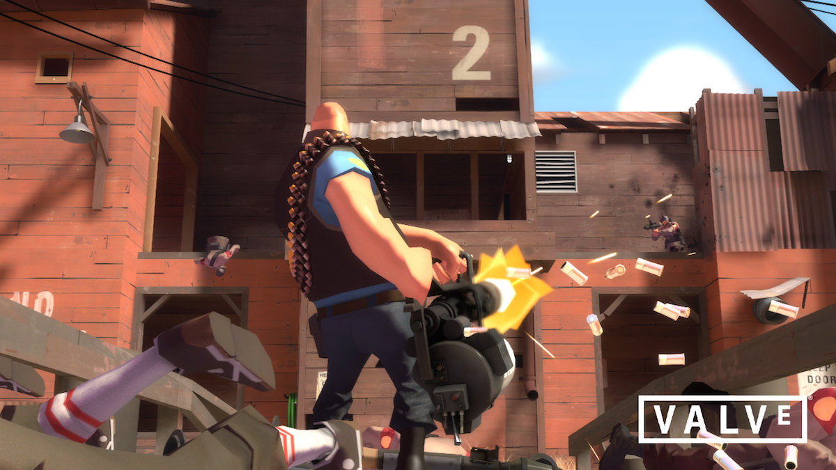Valve And JJ Abrams Bad Robot Made Team Fortress 2 Football