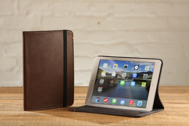 Pad & Quill Oxford Case for iPad Air