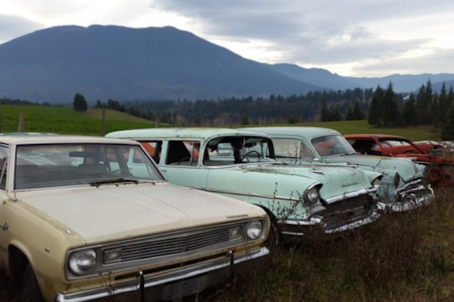 Auto For Sale Canada: Gigantic Canadian Car Collection Up For Sale