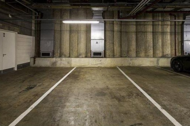 The £250,000 parking space