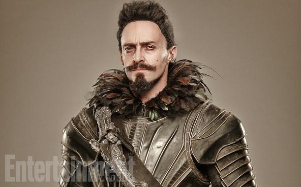 Pan, Blackbeard, Hugh Jackman