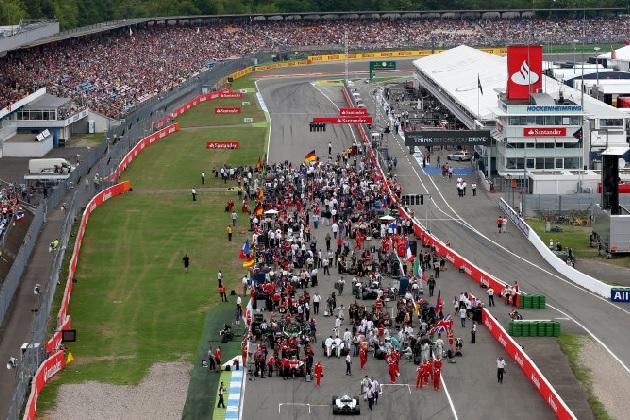 2015年F1ドイツGPの開催地がニュルブルクリンクからホッケンハイムへ変更に
