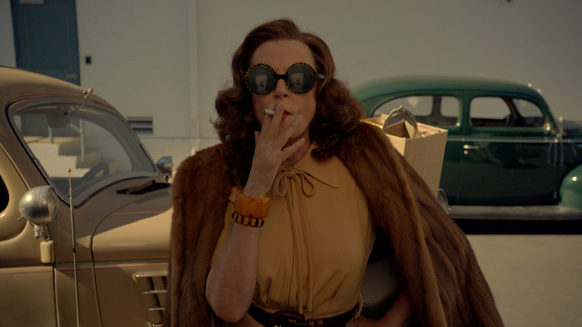 FEUD -- Pictured: Susan Sarandon as Bette Davis. CR: FX