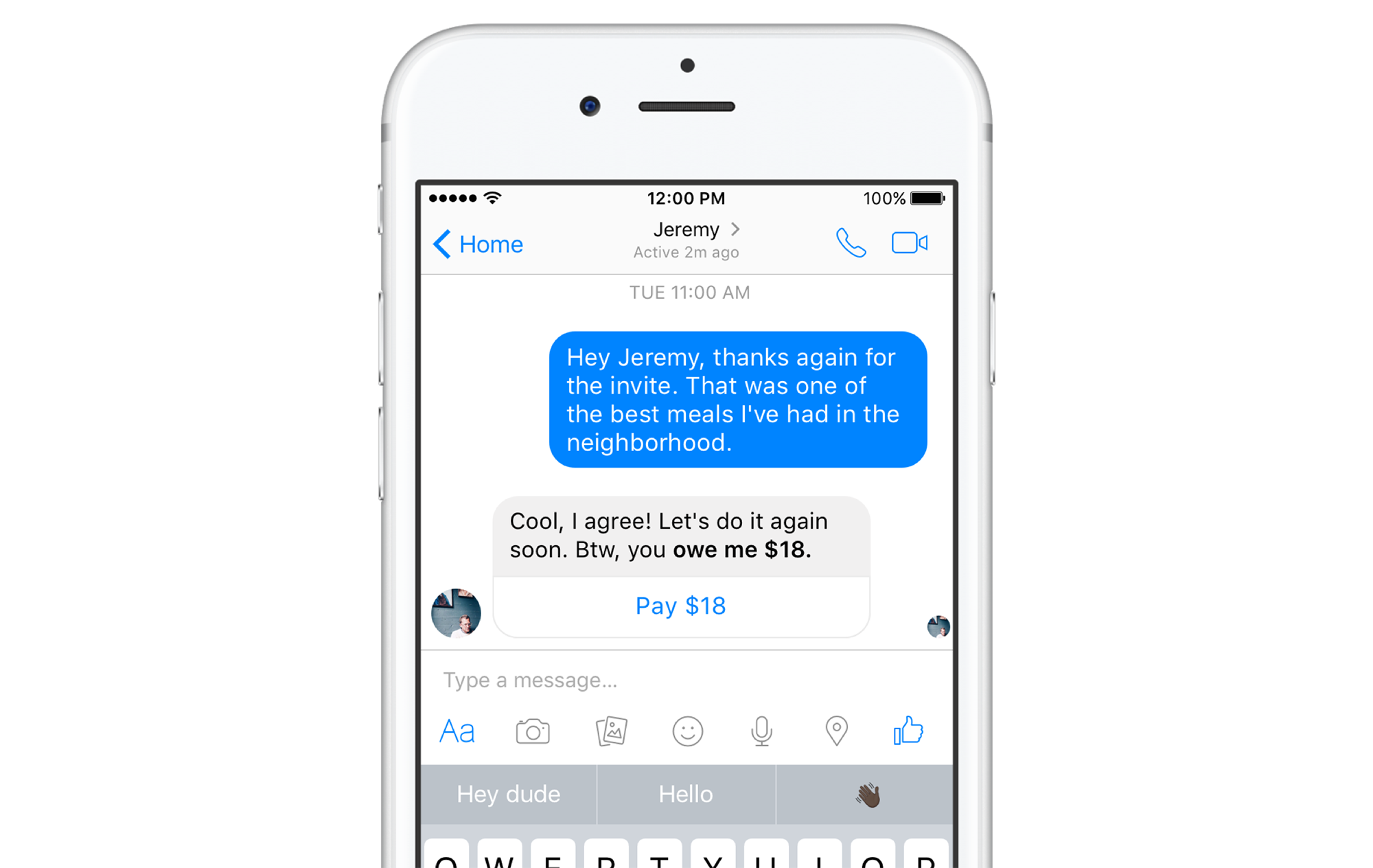 Force your pals to make decisions with Facebook Messenger polls