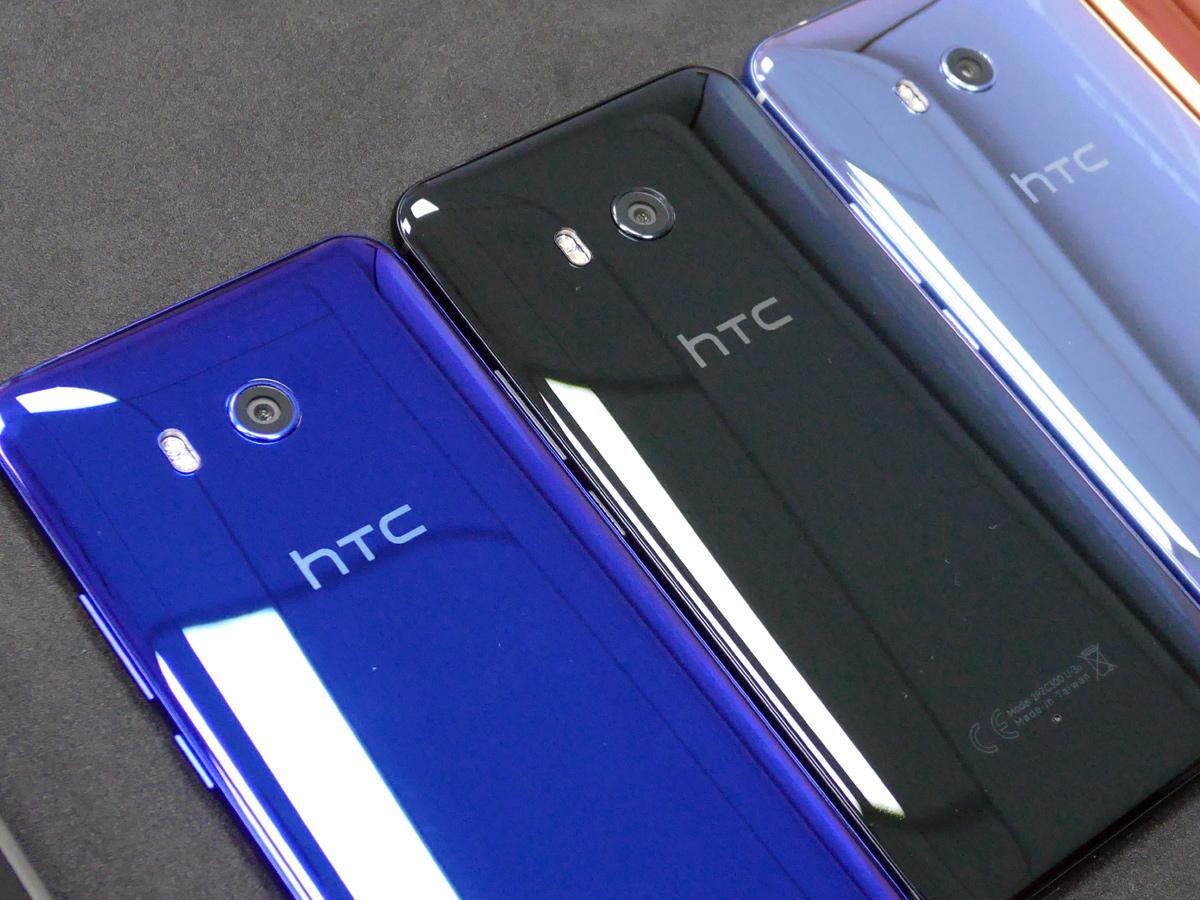 2020年のスマホはこうなる? HTC U11は未来からやってきた端末だ:山根博士のスマホよもやま話 - Engadget Japanese