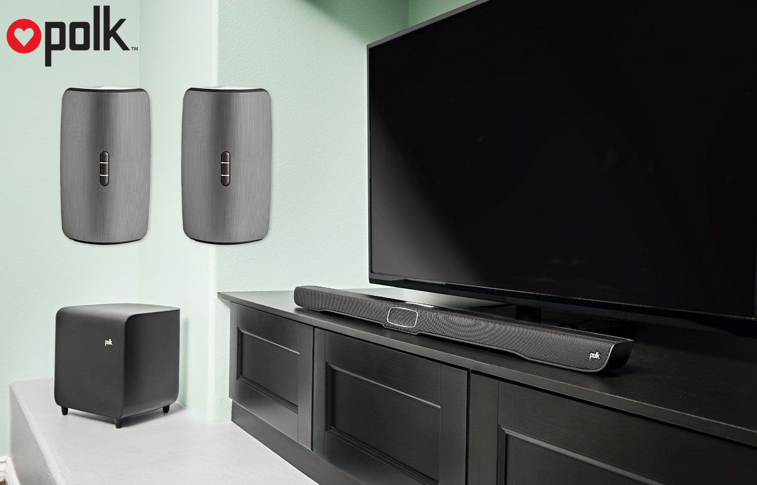 engadget giveaway win a wireless surround sound system. Black Bedroom Furniture Sets. Home Design Ideas