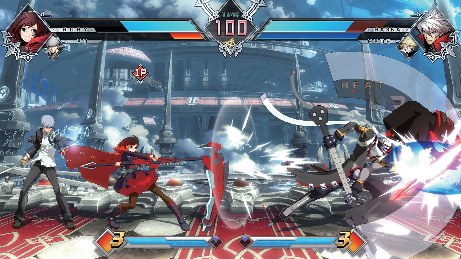 The latest 'BlazBlue' reminds me how impenetrable fighting games