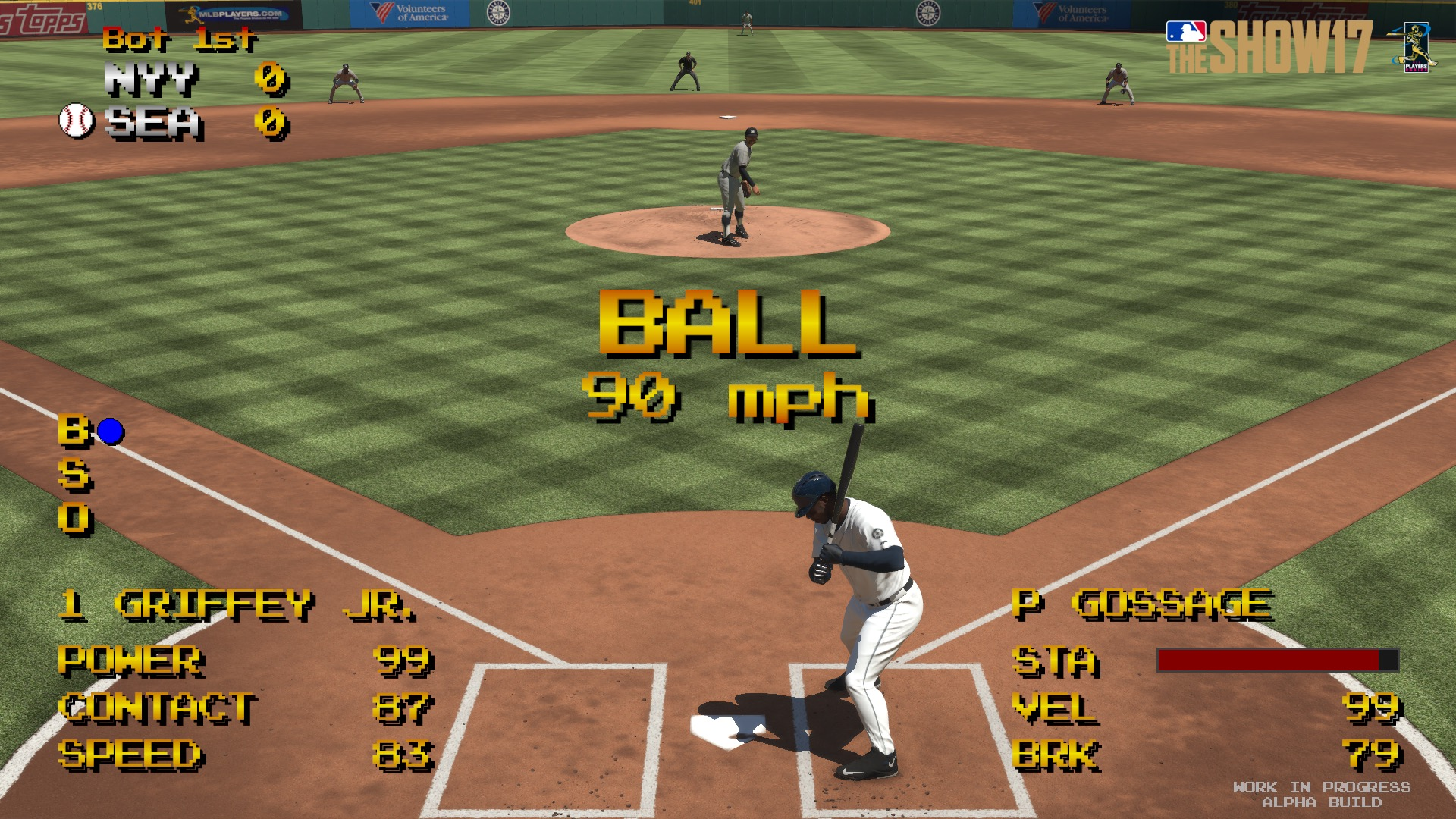 MLB The Show 17 makes pitching a cinch in Retro Mode