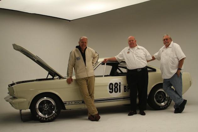 シェルビー・アメリカの元従業員3人が、1965年型「シェルビー GT350R」復刻モデルの製造を発表!