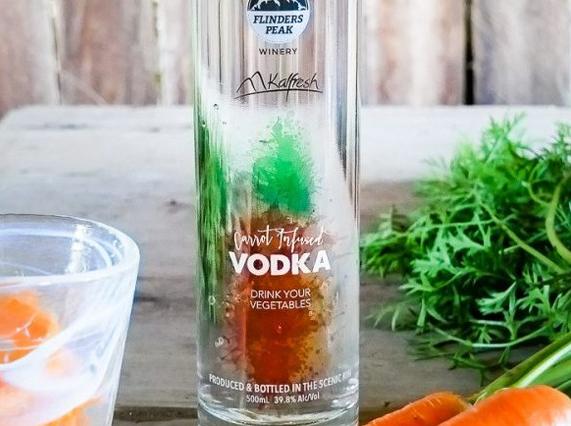 Carrot Vodka