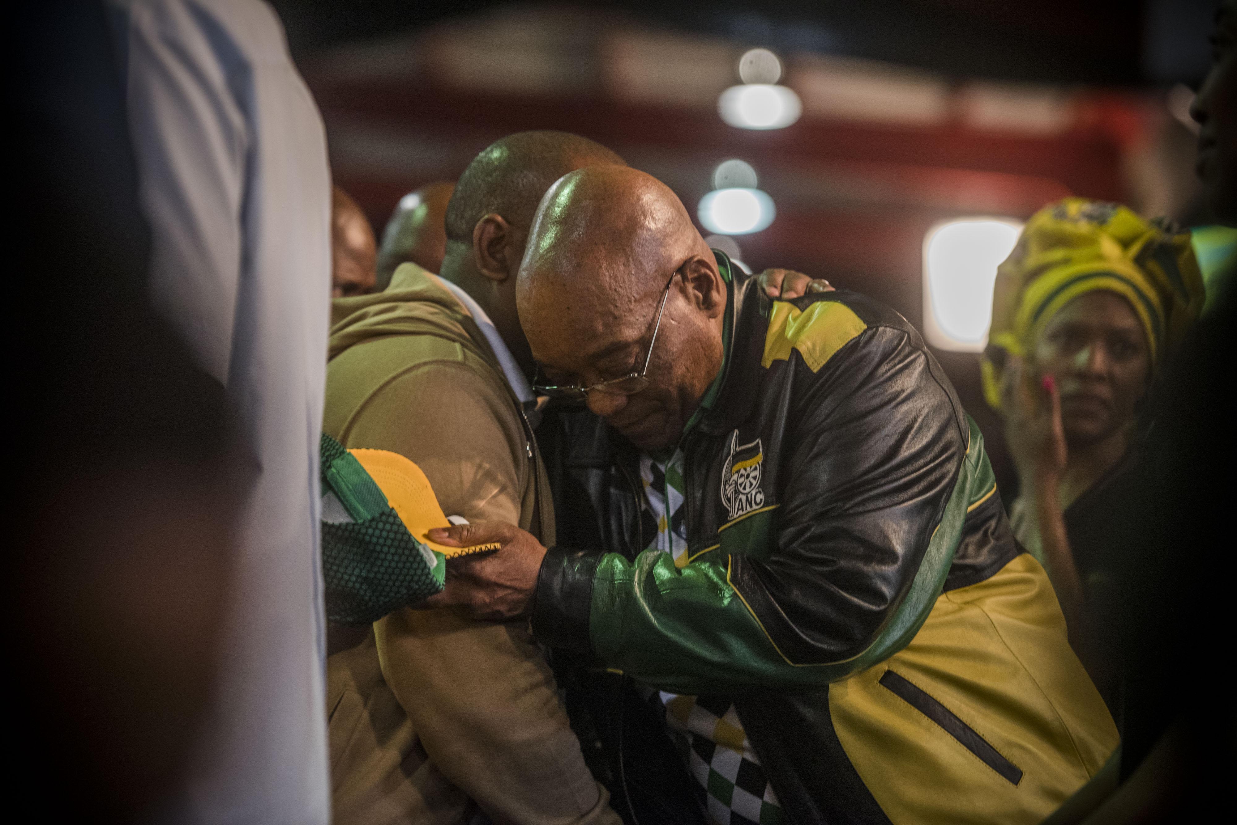 Slideshow: A Timeline Of Jacob Zuma On His 76th