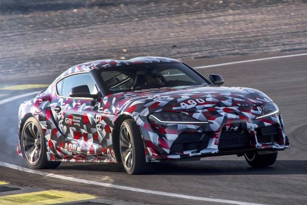 トヨタ、新型「スープラ」のマニュアル・トランスミッションは開発済み ただし右ハンドルのみ
