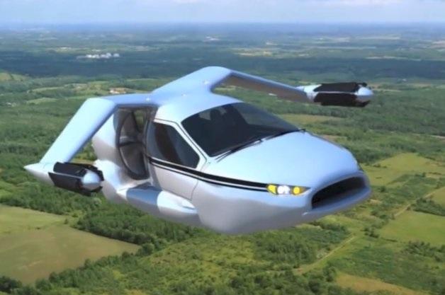 【レポート】垂直離着陸が可能な空飛ぶクルマ、テラフージア「TF-X」の最新スペック!