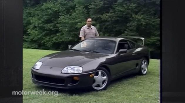 【ビデオ】ツインターボ仕様の4代目トヨタ「スープラ」を当時のレビュー映像で振り返る