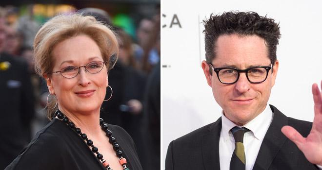 Meryl Streep JJ Abrams