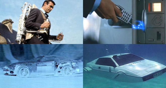 quiz match the james bond gadget to the correct movie moviefone. Black Bedroom Furniture Sets. Home Design Ideas
