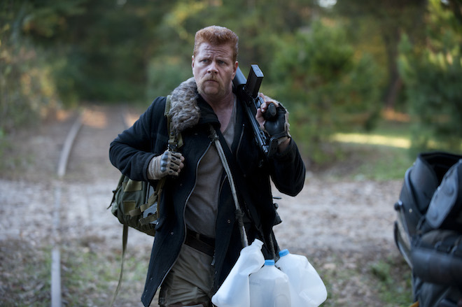 Abraham (Michael Cudlitz) - The Walking Dead _ Season 4, Episode 15 - Photo Credit: Gene Page/AMC