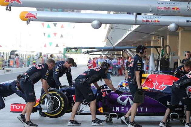 レッドブルF1チーム、2016年のエンジンを確保 サプライヤーと契約合意へ!