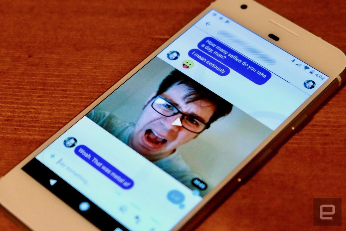 Android 版 Allo 用戶可以率先體驗網頁端聊天了