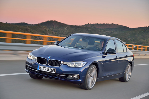 BMW、新型エンジンや最新ナビを採用した「3シリーズ」のマイナーチェンジを発表!