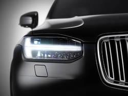 Volvo XC90 headlight