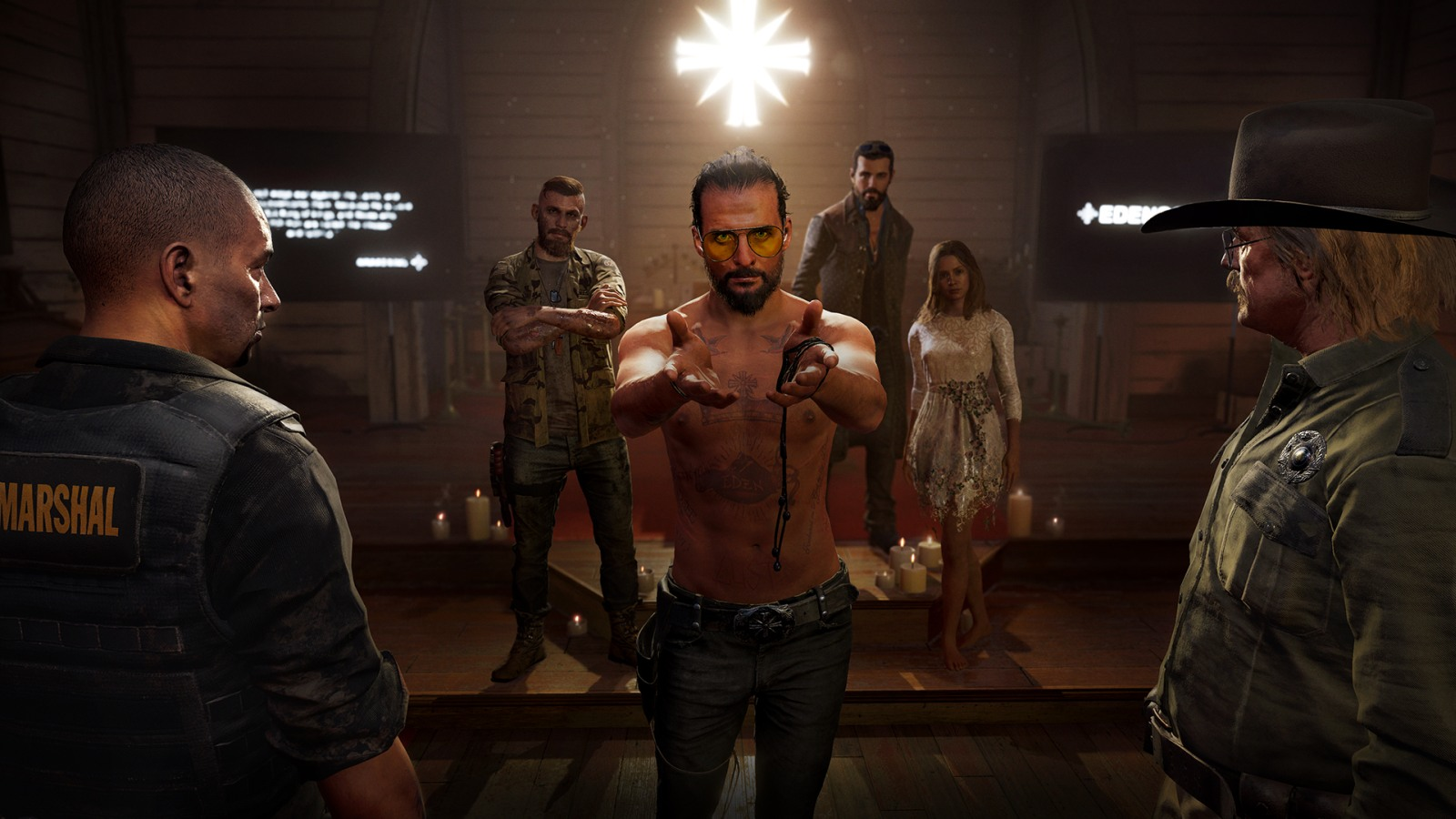 What's on TV: Final Four, 'Far Cry 5,' 'Alex Inc.'
