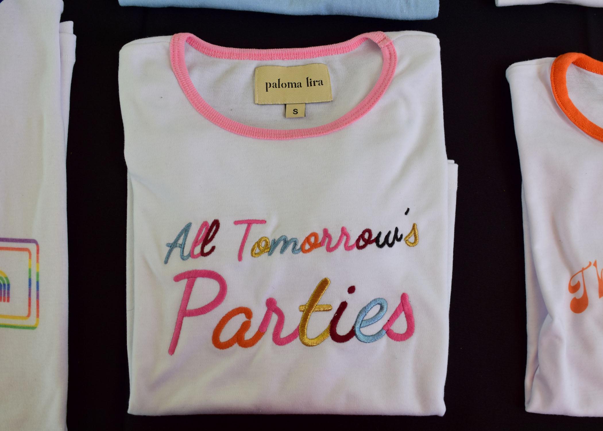 Camisa de Paloma