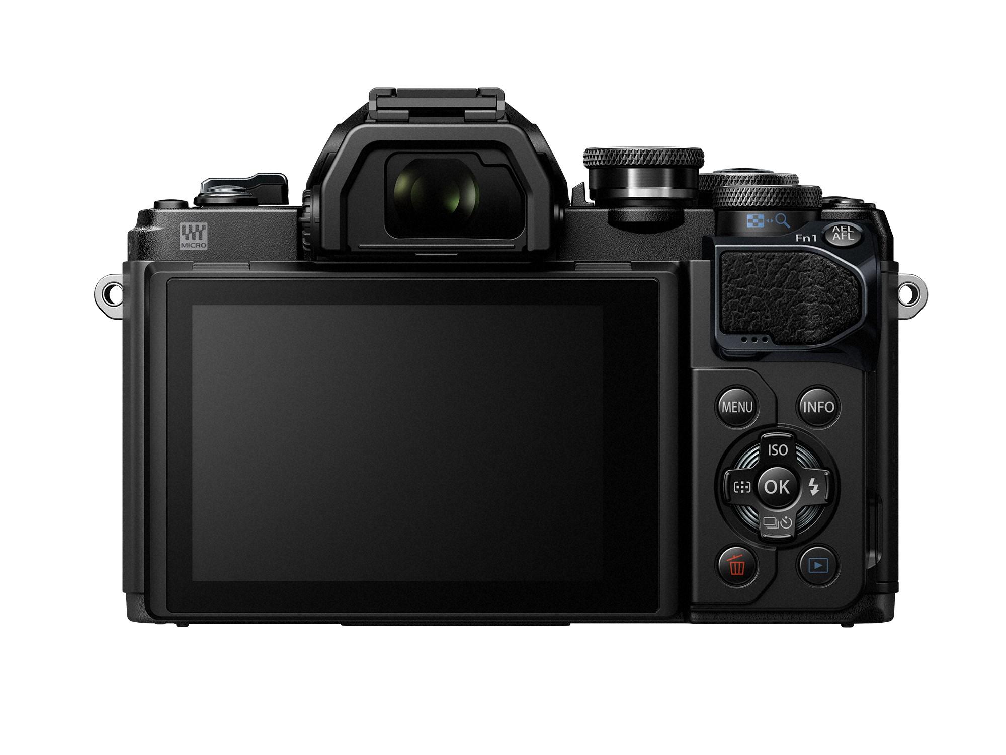 Olympus gives its entry-level mirrorless camera a 4K upgrade