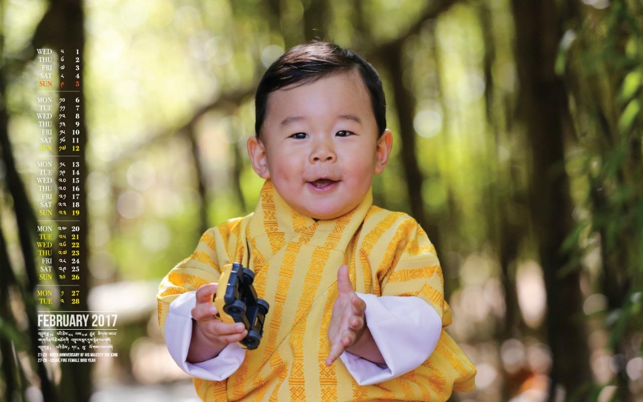 Yellow Bhutan