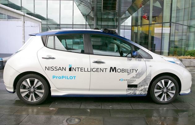 日産とDeNA、一般参加できる自動運転タクシー実験を2018年3月に実施。事前登録受付中