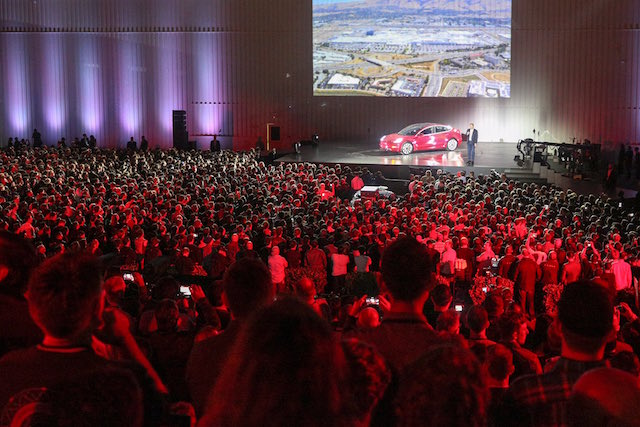 Elon Musk confirms Tesla Model 3 performance version coming next year
