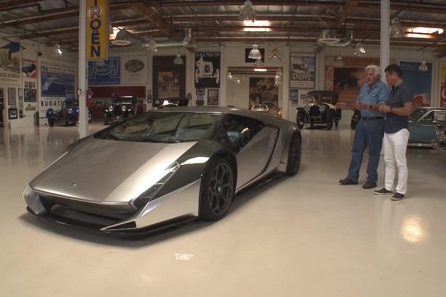 【ビデオ】ケン・オクヤマと「Kode 0」が、ジェイ・レノの自動車番組に登場!