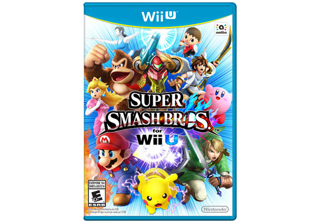 super smash bros for wii u adds an eight player mode for double