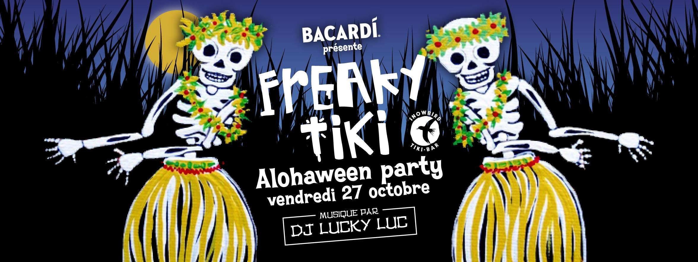 Les partys d'Halloween où fêter jusqu'à