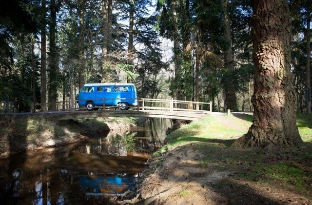 New Forest Safari Campers