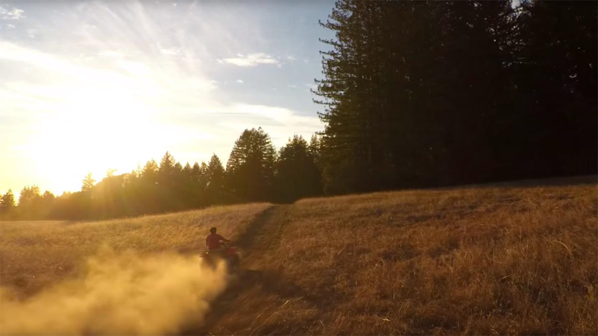 来看看 GoPro 无人机所拍的视频质素如何