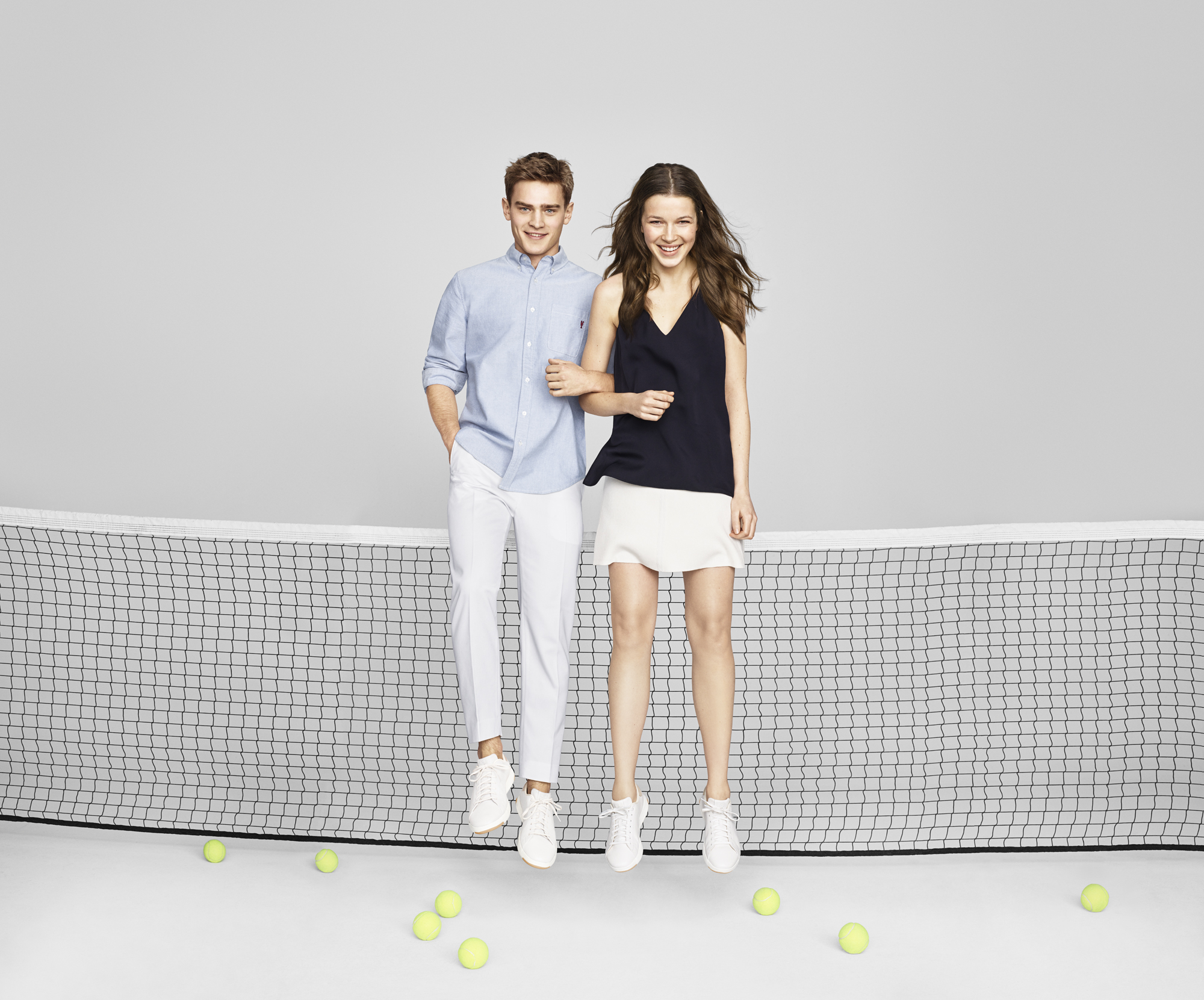 Cole Haan launches new tennis shoe
