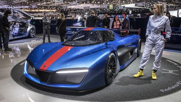 高級電気自動車の新ブランド「アウトモビリ・ピニンファリーナ」の設立を、インドのマヒンドラが正式発表!