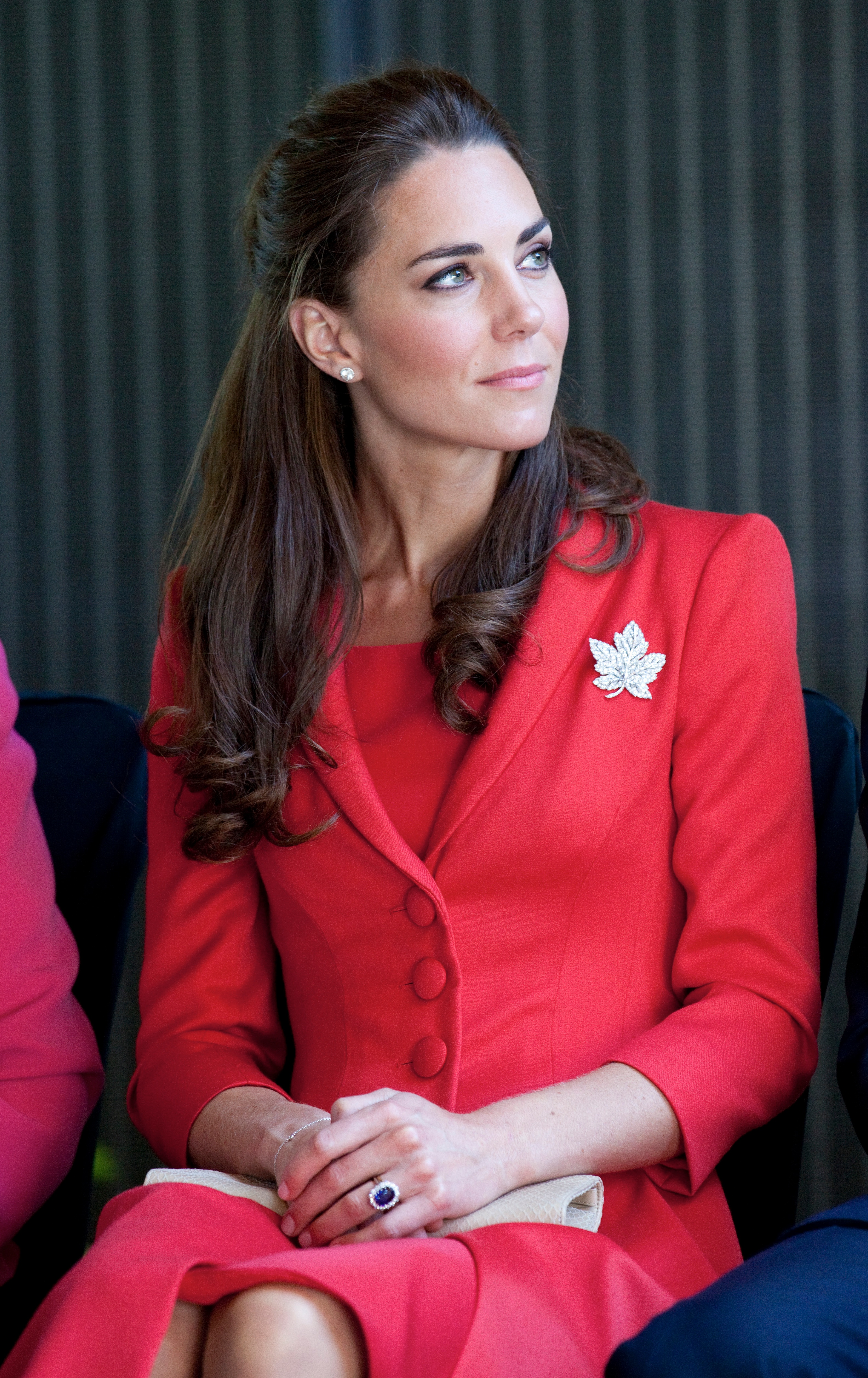 Duchess Kate Middleton in Canada 2012