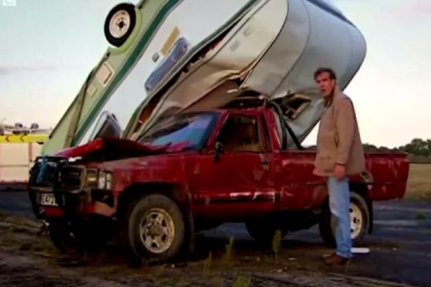 【ビデオ】英国トヨタが『トップギア』を降板したジェレミー・クラークソンの名場面集を制作